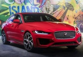 2020 Jaguar XE Facelift, Range Rover Velar SVAutobiography Dynamic Make NY Debut
