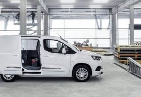 Toyota Pushes Into European Compact Van Segment With PSA-built Proace City