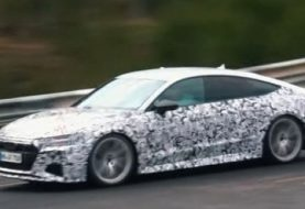 2020 Audi RS7 Sportback Spied at the Nurburgring, Sounds Just Like the Old One