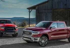 2020 Ram 1500 To Share New EcoDiesel V6 With Jeep Gladiator Pickup, Wrangler SUV