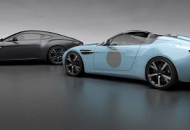 Zagato Celebrates 100th Anniversary With Aston Martin V12 Vantage Twins