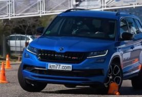Skoda Kodiaq RS Takes Moose Test: Should Performance Crossovers Be a Thing?