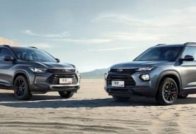 Chevrolet Reveals New Trailblazer, Tracker In Shanghai