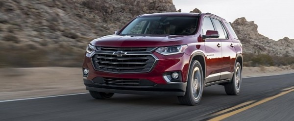 Chevrolet Discontinues 2.0-liter LTG Turbo Engine In Traverse