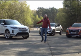 Is the 2020 Range Rover Evoque Better than the Volvo XC40 and Audi Q3?