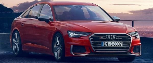 2020 Audi S6, S6 Avant and S7 Configurators Launched