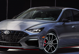 Hyundai Sonata N Rendering Is a Subtle Thing