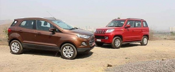 Ford to Build New Midsize SUV for India with Mahindra