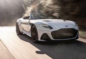 2020 DBS Superleggera Volante Is the Fastest Aston Martin Convertible Ever