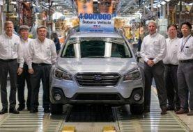 Subaru Milestone: 4 Million Vehicles Produced In Indiana
