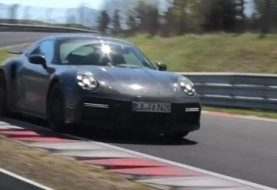 Watch The 992 Porsche 911 Turbo Tear Up The Nurburgring, Sub-7 Lap Time Rumored