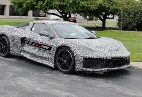 Chevy Invests In Bowling Green, Adds 400 Jobs To Support C8 Corvette Production