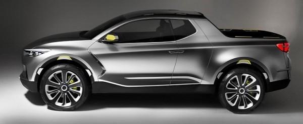 Kia Pickup Truck Considered, Could Share Underpinnings With Hyundai Santa Cruz