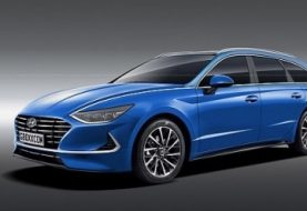 2020 Hyundai Sonata Wagon Is Coming, Cabrio Rendering Looks Like a Bad Idea