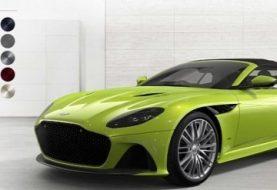 Aston Martin Fires Up DBS Superleggera Volante Configurator