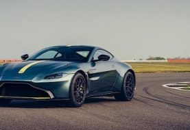 2020 Aston Martin Vantage AMR Gets Manual Transmission and $200,000 Price Tag