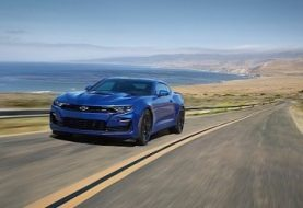 2020 Chevrolet Camaro SS Gets Shock Look, LT1 Joins the Range as LT- SS Blend