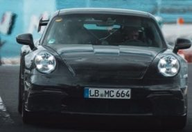 New Porsche 911 GT3 (992) Sounds Brutal on Nurburgring, Sub-7m Lap Time In Sight