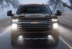 2020 Chevrolet Silverado HD Shows Bad Boy Style in New Gallery