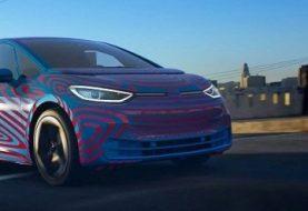 2020 Volkswagen ID.3 Teased With 550-Km Range