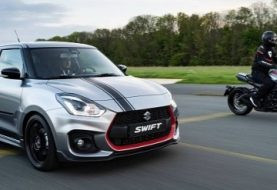 2019 Suzuki Swift Sport Gets Katana Edition In The Netherlands