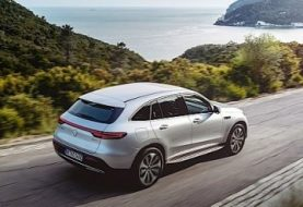 Mercedes-Benz Announces UK Pricing For EQC Electric Crossover