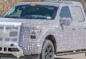 Next Ford F-150 Spotted in Traffic, Looks Similar To Current Model