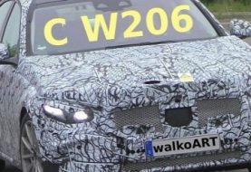 Is Mercedes Testing an Electric 2021 C-Class Sedan (W206)?
