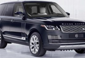Range Rover Astronaut Edition By SVO Is Not Your Average Luxury SUV