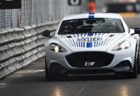 2020 Aston Martin Rapide E Takes to the Road in Monaco, Almost Sold Out