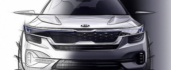 A New Kia SUV Is Coming and Here Are the First Images