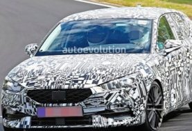 2020 Cupra Leon Spied at the Nurburgring, Could Be a 245 HP Hybrid