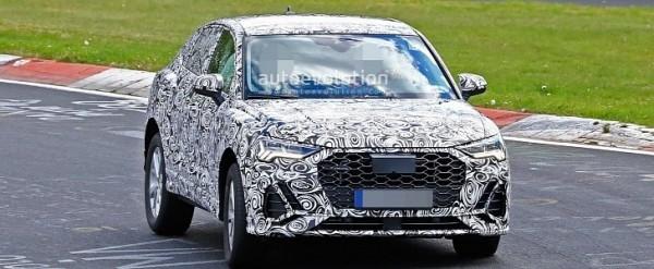 2020 Audi Q3 Sportback Has a Lamborghini Urus Roof, Looks Pointless