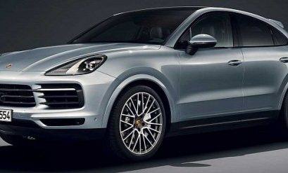 Porsche Cayenne S Coupe Added, Features 2.9-Liter Turbo