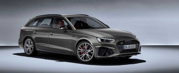 Audi A4 Facelift Revealed, Adds New Hybrid Engines