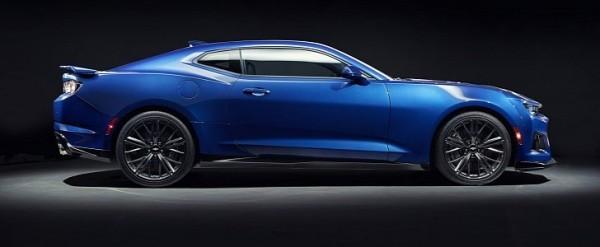 "HSV-converted Chevrolet Camaro ZL1 ""Makes 10 HP Less"" Than U.S. Model"