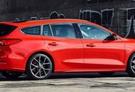 2019 Ford Focus ST Wagon Introduced With EcoBlue, EcoBoost Engine Options