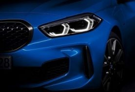 BMW 1 Series Teaser Photo Is Crisp, Seems to Show M135i Hot Hatch