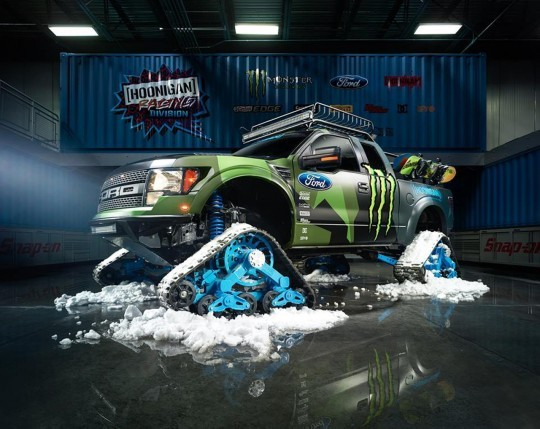 Some Gymkhana Cars and More of Ken Block's Follies