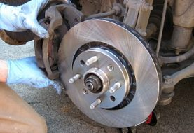 Brake Repair Photos, Information and Advice