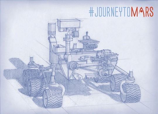 Terraforming Mars – The 2020 Rover