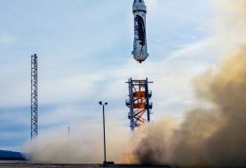 Blue Origin's Race to the Stars