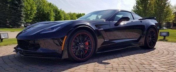 Lo and Behold, This Is the Final C7 Corvette