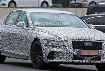 2020 Genesis G80 Will Debut in September Without V8 Engine
