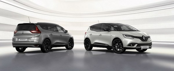 2019 Renault Scenic, Grand Scenic Now Available As Black Edition