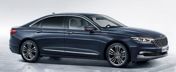 2020 Ford Taurus Unveiled In China