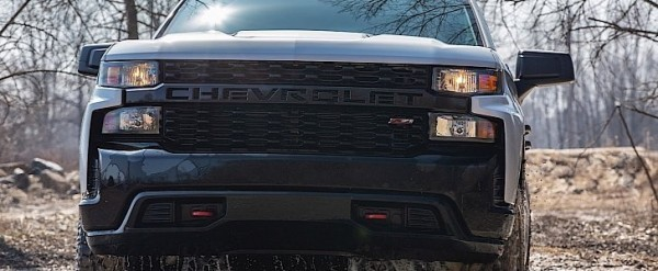2020 Chevrolet Silverado 1500 Unwrapped With New Engines
