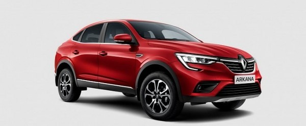 Renault Arkana Debuts as Affordable BMW X6 for the Russian Working Masses