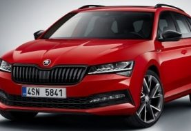 Skoda Superb Facelift Debuts With Matrix LED Headlights, New Safety Systems