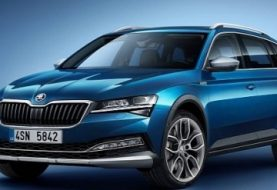 2020 Skoda Superb Scout Debuts, Is the Anti-SUV With Wood Interior